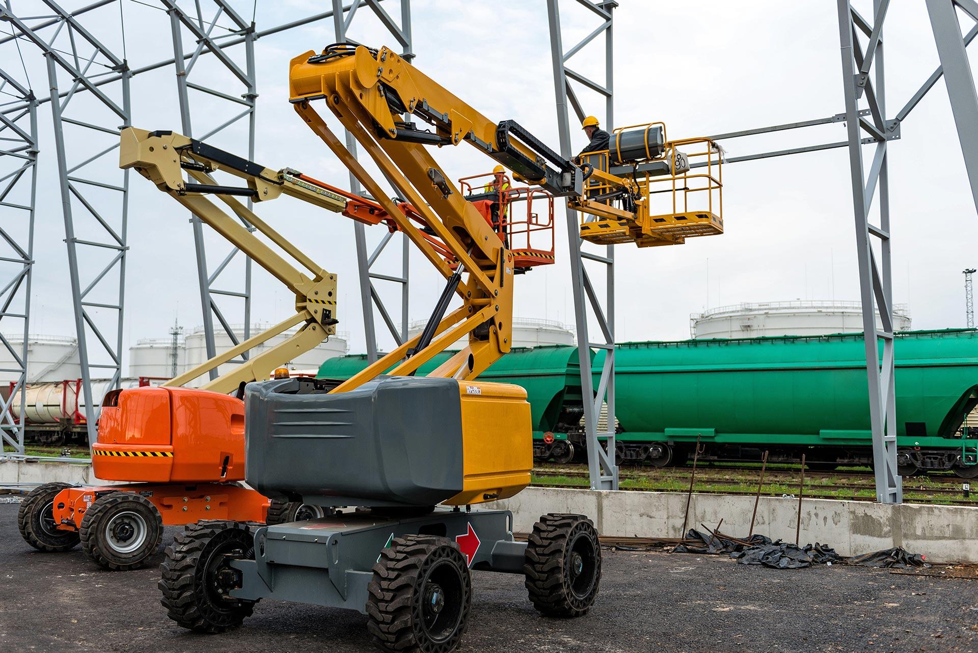 Rukovatelj-podiznom-hidraulicnom-platformom