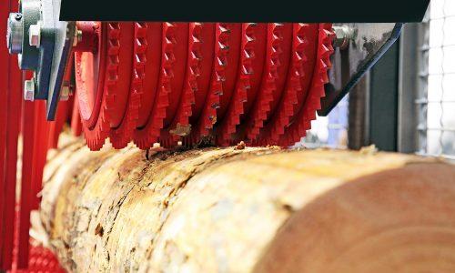 Rukovatelj u primarnoj obradi drva