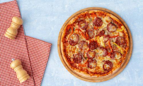 Priprematelj pizza i bureka